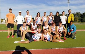 Championnats de France interclubs Cadets-Juniors