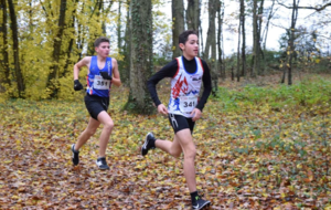 Cross de Chateaudun